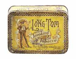 boite tabac long tom