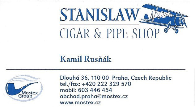 stanislaw pipe cigar shop