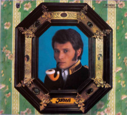 pochette johnny halliday
