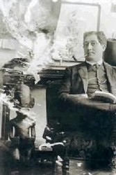 Guillaume Apollinaire pipe