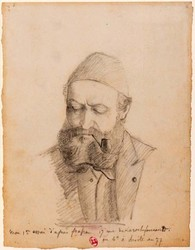 Charles Gounod pipe