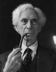 Bertrand Russel pipe