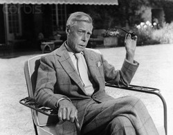 Edward VIII duc de Windsor pipe