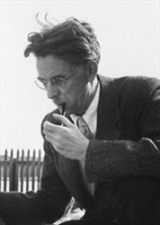 James Thurber pipe