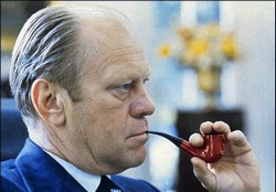 Gerald Ford pipe