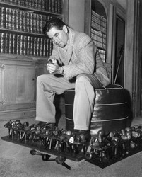 Glenn Ford pipe
