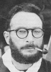 Claude Levi-Strauss pipe