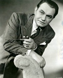 Edward G. Robinson pipe