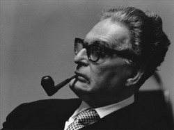 Otto Klemperer pipe