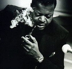 Oscar Peterson pipe