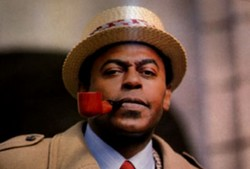 Archie Shepp pipe