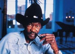 Clarence Gatemouth Brown pipe