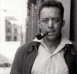 Albert Camus pipe