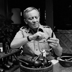 Norman Fell pipe