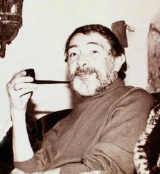 Jean-Paul Clébert pipe