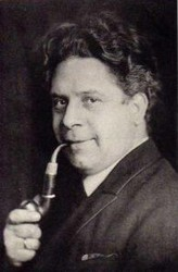 Félix Timmermans pipe
