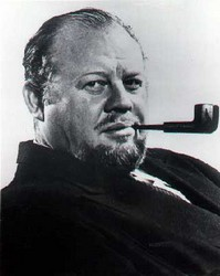 Burl Ives pipe