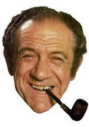 Sid James pipe