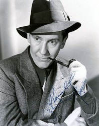 Burgess Meredith pipe
