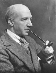 Harry Lauder pipe