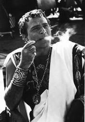 Richard Burton pipe