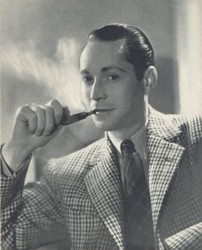 Franchot Tone pipe