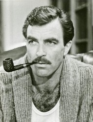 Tom Selleck pipe