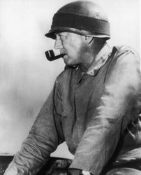 George Patton pipe