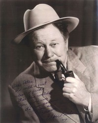 Edgar Buchanan pipe