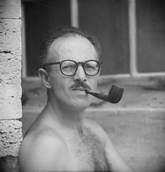 Willy Ronis pipe