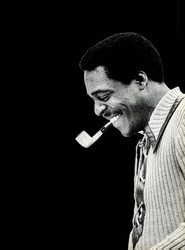 Brook Benton pipe