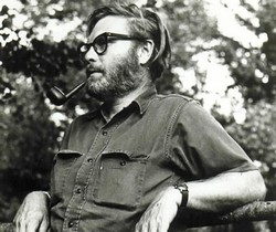 Hayden Carruth pipe