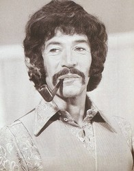 Peter Wyngarde pipe