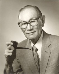 Fred Korematsu pipe