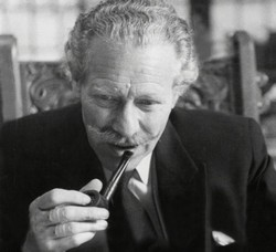 Sir Mortimer Wheeler pipe