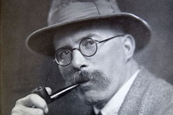 Arthur Ransome pipe