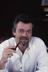 Stephen J. Cannell pipe