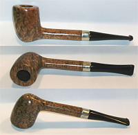une pipe d'Enzo Foresti