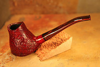 une pipe d'Eric Heberling, EJH Pipes