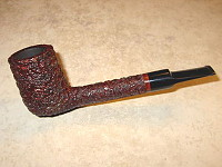 une pipe de Michael Dorian Binder