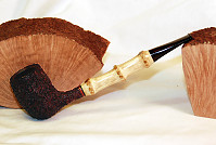 une pipe de Jeff Gracik