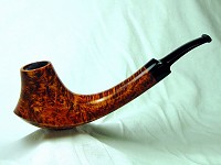 une pipe de Scott Holtman
