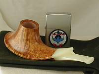 une pipe de Jack Howell