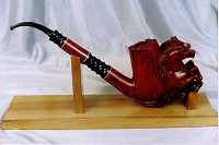 une pipe de Paul Lanier