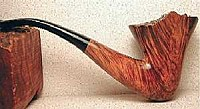 une pipe de Phil DeFant, Marchetti Pipes