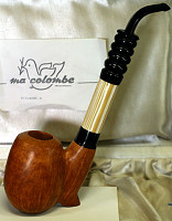 une pipe de Jean Masson - Ma Colombe