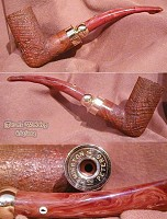 une pipe de Paul Tatum