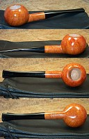 une pipe de Bill et Teei Weist, Cat's Paw