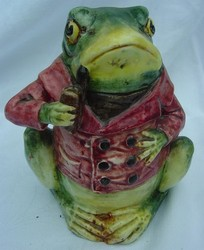 pot tabac grenouille