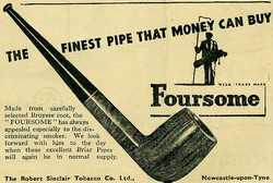 foursome pipe